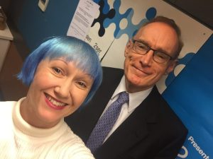 Bob Carr and Catherine Zengerer